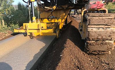 Anderson Contractors, Inc. Concrete Curb & Gutters