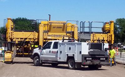 Anderson Contractors, Inc. Concrete Paving