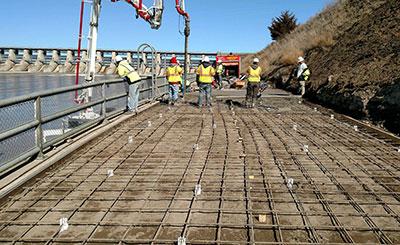 Anderson Contractors, Inc. Concrete Work